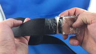 ✅ 5$ SPY Belt with secret hidden pocket for money AliExpress Unboxing euro app