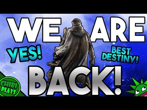WE ARE BACK! | Funny Destiny 1 Gameplay!