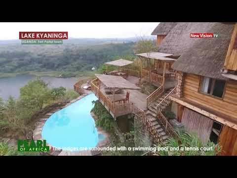 Exploring Lake Kyaninga