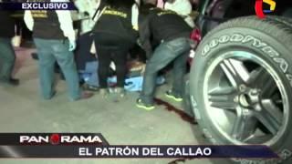 El patrón del Callao: del cobro de cupos al tráfico de drogas en el primer puerto