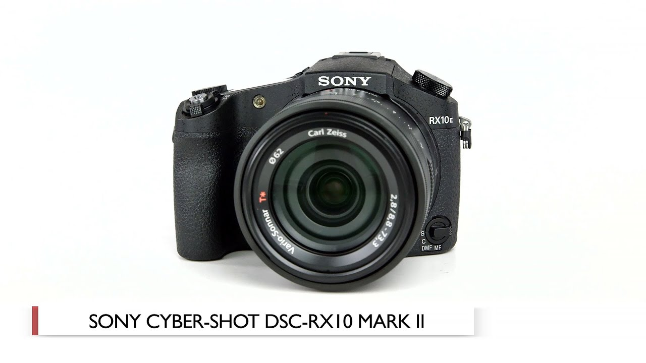Hands-On Review: Sony | Cyber-shot DSC-RX10 II - YouTube