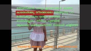 Puzhayorathil Poothoniyethila - Malayalam Karaoke