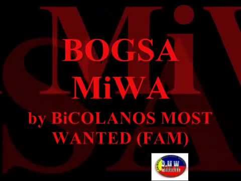 BiCOLANOS MOST WANTED - BOGSA MiWA by B.M.W.FAMiLiA