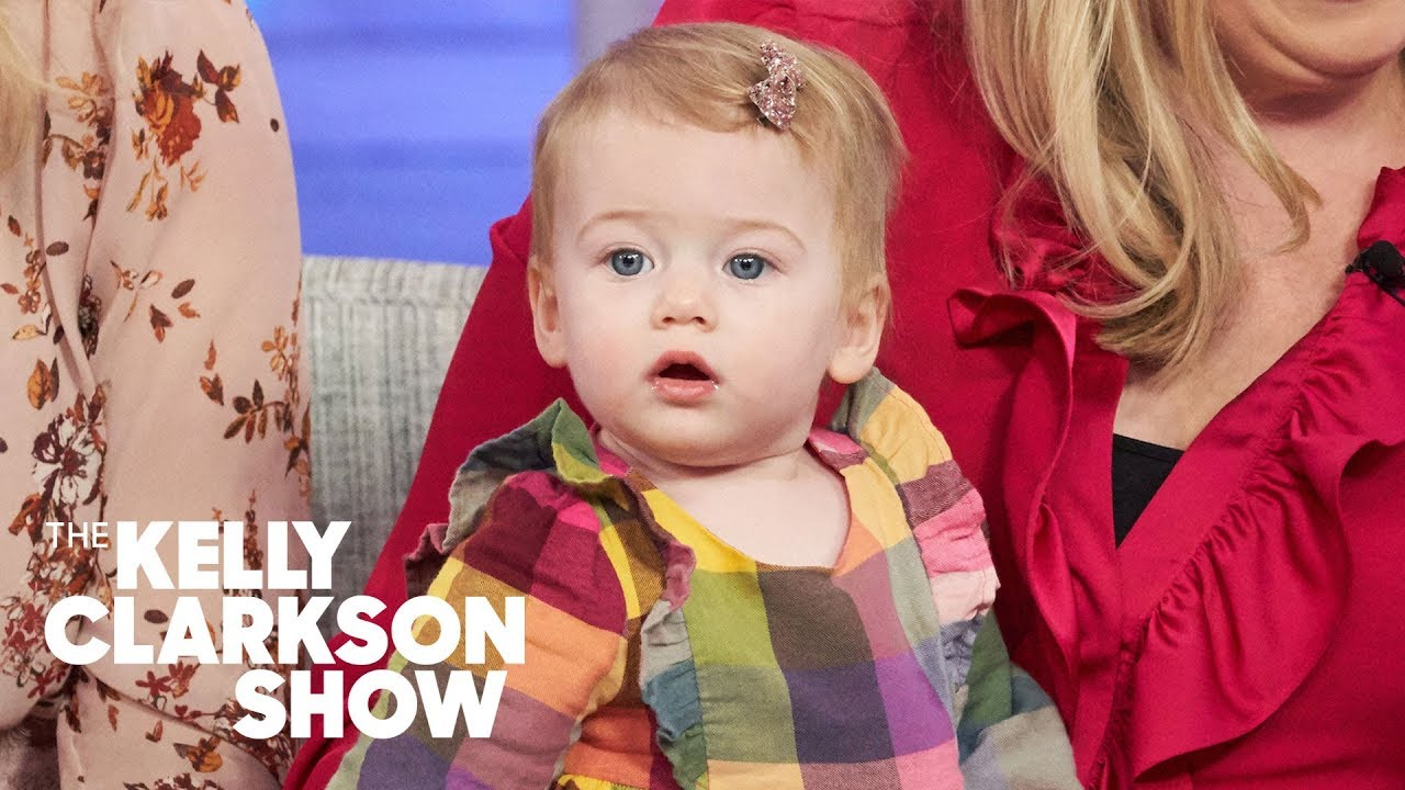 11 The Kelly Clarkson Show Moments That Will Melt Your Heart Sheknows