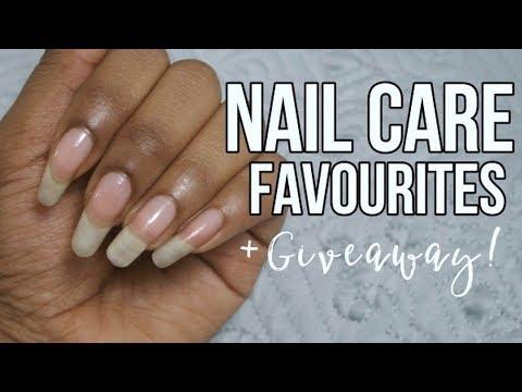 Nail Care for Long Nails + GIVEAWAY! (International)