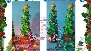 Lembrancinha Árvore de Natal – Profº Camila Martins