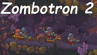 видео Игра Зомботрон 2: машина времени | Играть онлайн бесплатно без регистрации