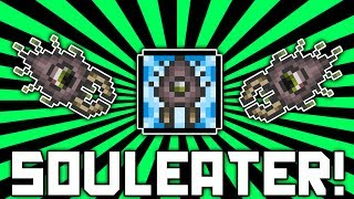 Terraria 1.2.1: How to get the Baby Eater of Souls Pet! (Eater