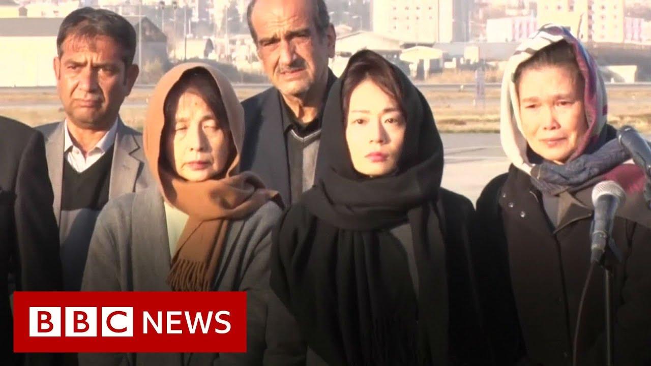 Hero's farewell for Japanese doctor - BBC News