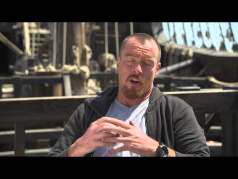 Black Sails S3 Toby Stephens Interview