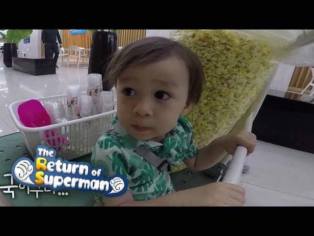 Uncle Hyung Sik Bought William Some Toys~ [The Return of Superman Ep 225]
