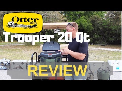 OtterBox Trooper 20 Review, Features, Ice Retention & Leak Test