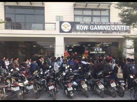 KOW Gaming Center - Review Cyber game vốn đầu tư 5 tỷ