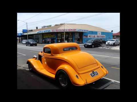 Sydney Road - Brunswick & Coburg