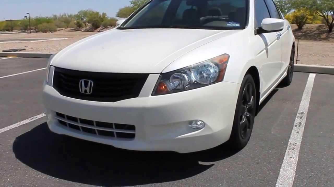 2008 Honda Accord Mods Youtube