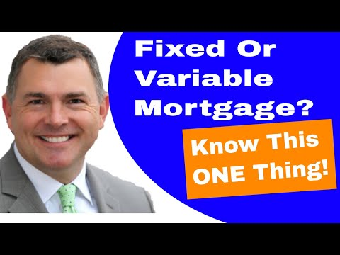 fixed-or-variable-mortgage:-the-one-thing-to-know-(2018)
