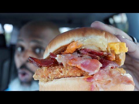 Wendy's New Spicy Crispy Chicken Sandwich | SMASH or PASS?