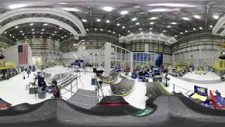 Take a 360 Tour inside Boeing
