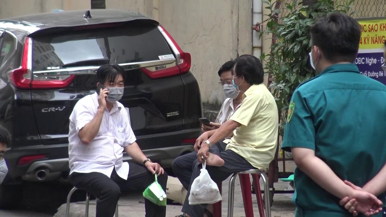 Cuộc Sống Trong Chung Cư Hòa Bình ở Sài Gòn Sau Số 48