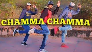 Chamma Chamma new version Song Dance Video - fraud saiyaan | Elli AvrRam  | Neha kakkar And ikka