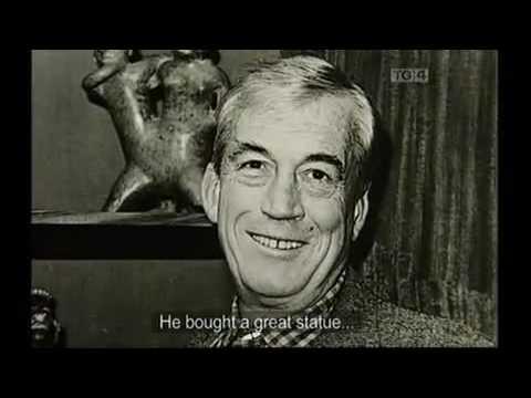 John Huston    The Irishman    An t Éireannach    www TG4 ie  1996