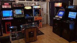 Arcade and Video Game Collection Walkthrough
