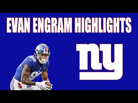 NY Giants: Evan Engram's 2019 highlights