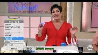 ORALGEN® Nupearl® Teeth Whitening System on TSC