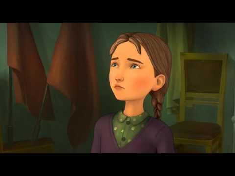 Необыкновенное путешествие серафимы мультфильм