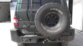 ГБО на UAZ. Газ на УАЗ Патриот. Установка ГБО Харьков(, 2015-10-03T22:03:05.000Z)