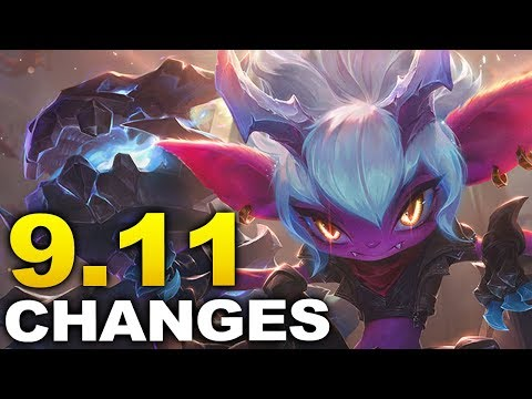 Big Changes Coming Soon In Patch 9.11