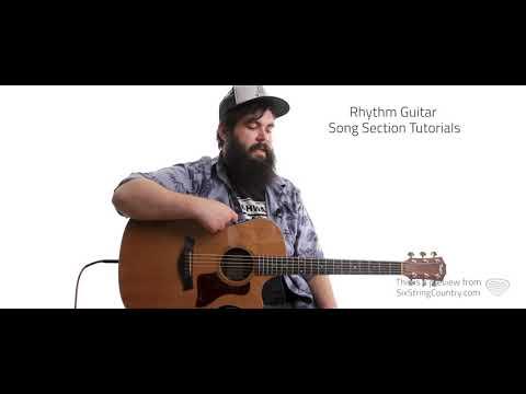 Rednecker Guitar Lesson - Hardy
