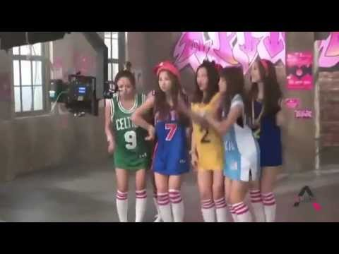 [ MV Behind Story 1 ] A-Pink MY MY