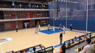 20190909 Отборочный этап Первенства России Тринта Vs УОР 4  баскетбол девушки 2007