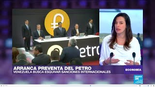 Comienza preventa del petro, la criptomoneda venezolana