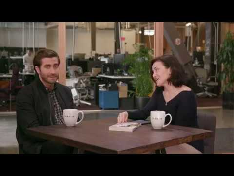 Jake Gyllenhaal Facebook Live Interview with Sheryl Sandberg