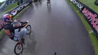 UCI BMX Supercross 2014 Papendal: GoPro Anthony Dean
