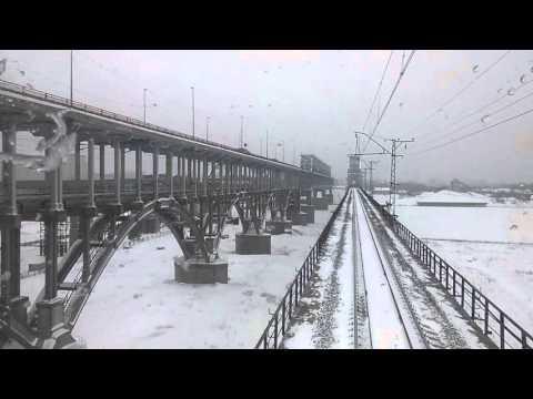 Поезд нр 9 Киров - Нижний Новгород, ЧС4Т-321