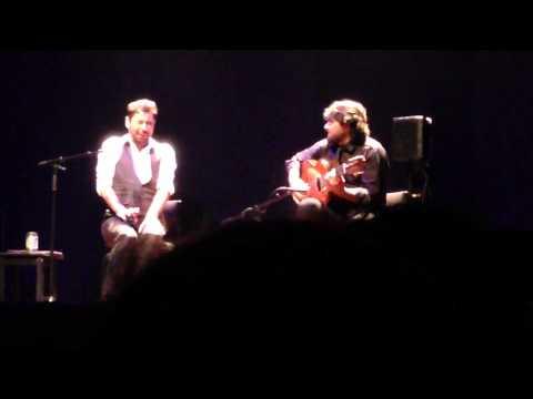 MIGUEL POVEDA Y CARLOS GRILO »Soleá« live in Eindhoven, Muziekgebouw, 15. November 2013