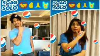 Sidnaaz SWAG SE SOLO Dance : Shehnaz Gill And Siddharth Shukla New TRENDING Video Goes VIRAL