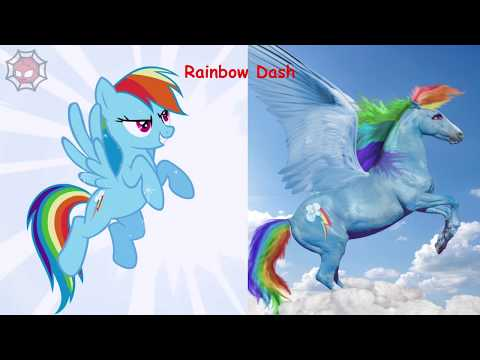 My Little Pony In Real Life | My Little Pony Equestria Girls In Real Life