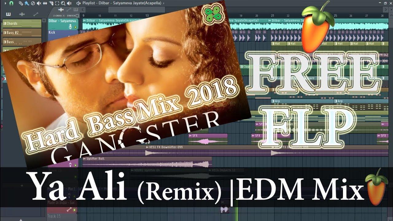 07 ya ali remix gangster dj shadow dubai, free download 07 ya ali.