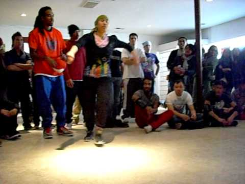 MIghty 4 Detroit: Canton Bboy Club vs Hardcore Detroit