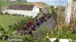 Romaria na ilha São Miguel, Açores
