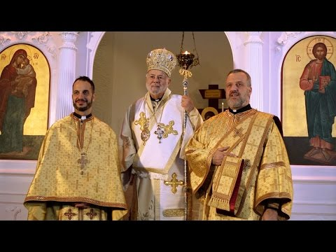 Vested In Grace: The Liturgical Dress Of Orthodox Clergy