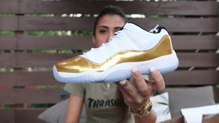 Jordan 11 Closing Ceremony Nike Unboxing