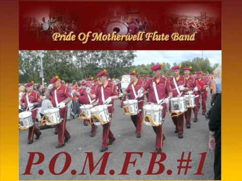 """Pride of Motherwell """"Maroon is the Colour"""""""