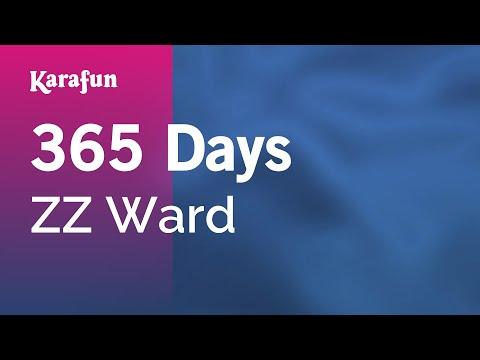 Karaoke 365 Days - ZZ Ward *