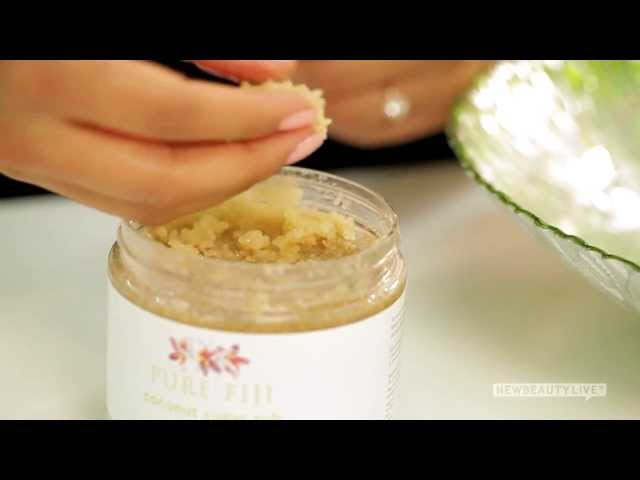 The Difference Between Sugar And Salt Scrubs Newbeauty Product