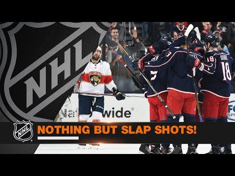 The Best Slap Shot Goals from Week 24